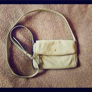 Soft turquoise Kate Spade satchel